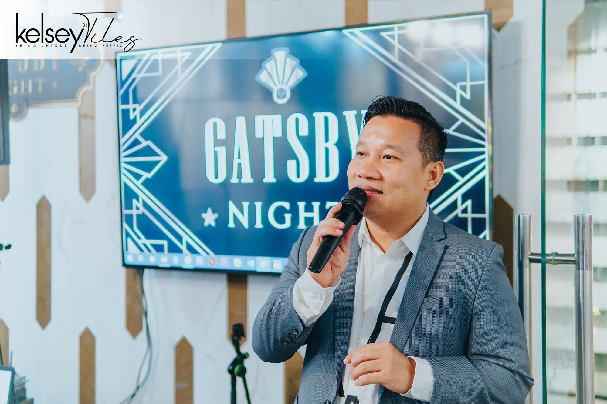 GATSBY NIGHT - ĐÊM TIỆC THƯỢNG LƯU